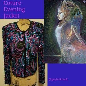 Coture Evening Jacket